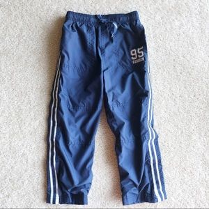 Oshkosh B'Gosh Boys Size 7 Navy Windbreaker Pants